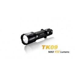 Fenix TK09 LED Zaklamp 450 lumen